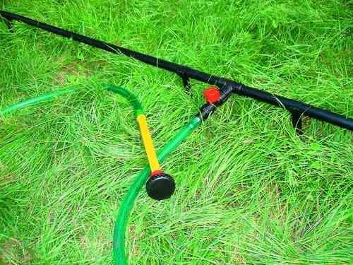 Krok vattentillförsel träsk kylare
